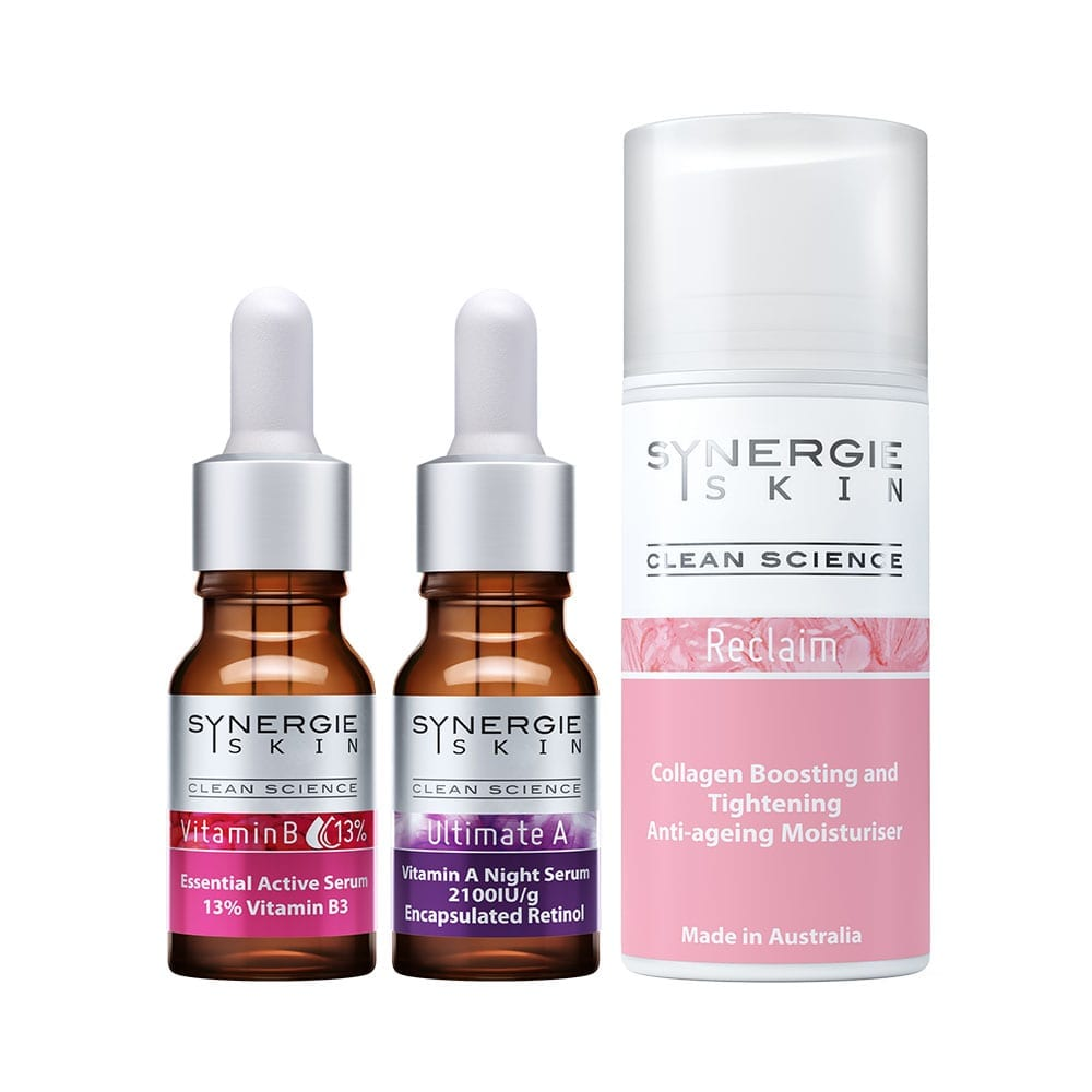 SYNERGIE SKIN Total Revitalizing Set 全效活膚套裝