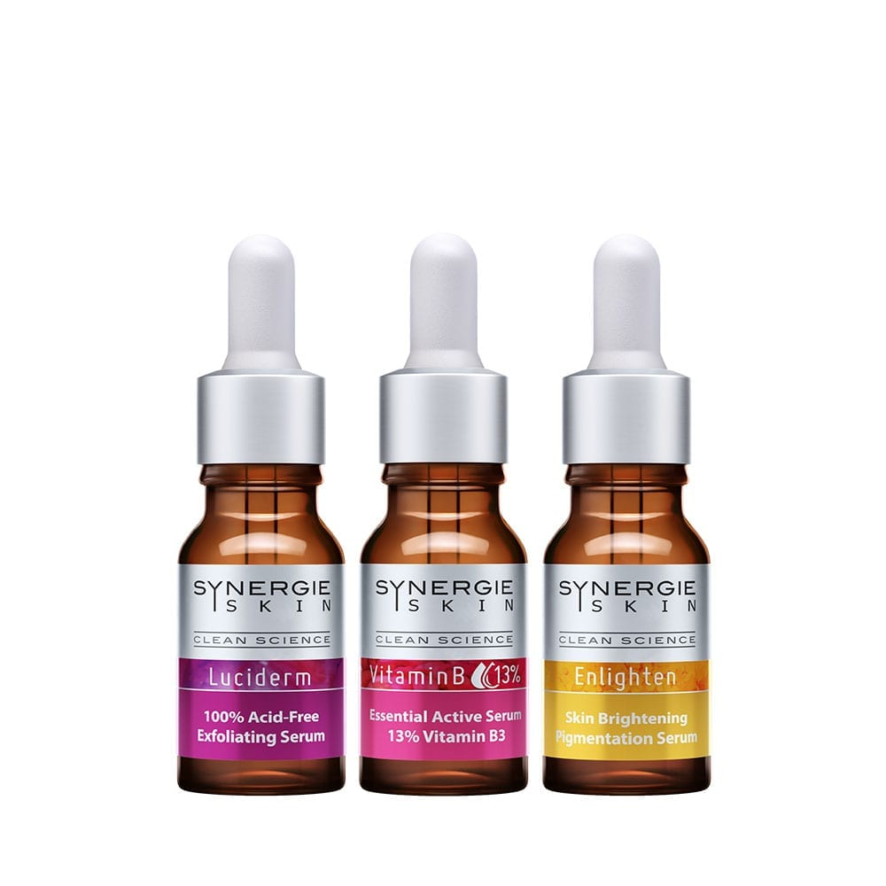 SYNERGIE SKIN Brighten Up! Trio Set