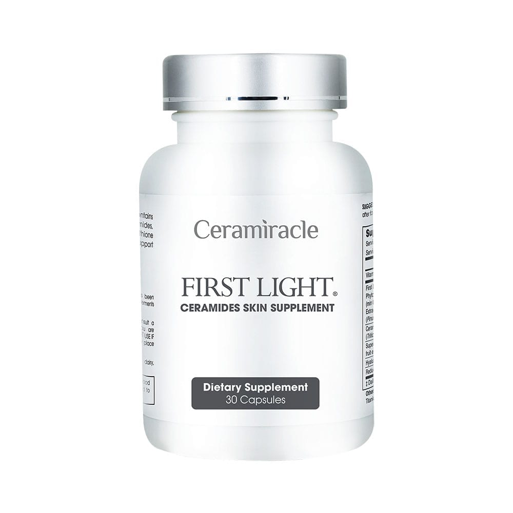 Ceramìracle FIRST LIGHT® Ceramides Skin Supplement