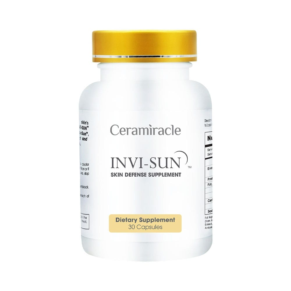 Ceramìracle INVI-SUN™ Skin Defense Supplement