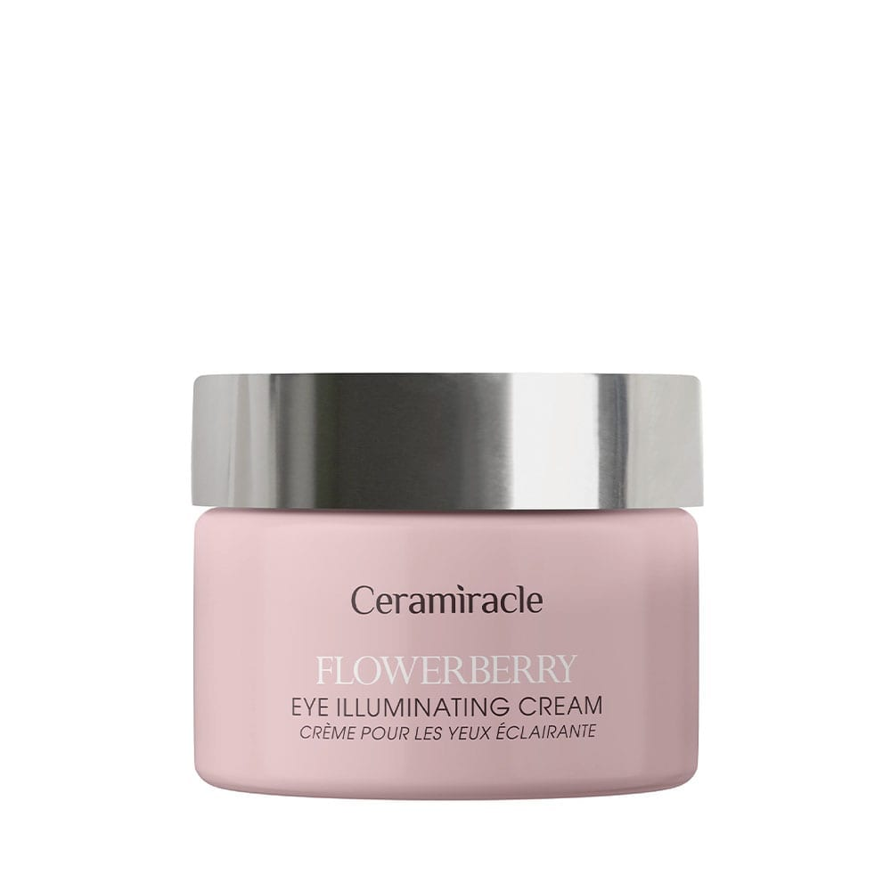 Ceramìracle FLOWERBERRY Eye Illuminating Cream 15g