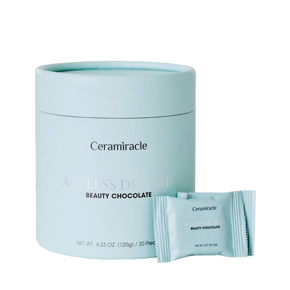 Ceramìracle AGELESS DELIGHT童顏無乳有機朱古力