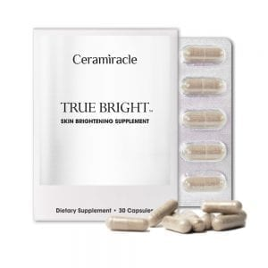 Ceramìracle TRUE BRIGHT™ Skin Brightening Supplement