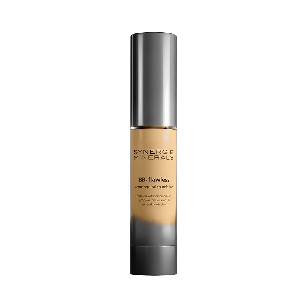 SYNERGIE MINERALS BB-Flawless Liquid Foundation (SPF 30 PA+++)