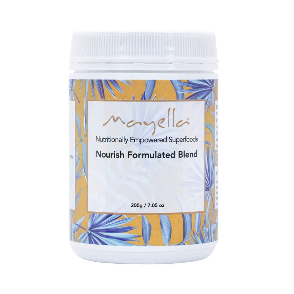 Mayella Nourish Formulated Blend 健美滋養補充品