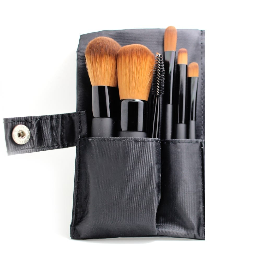 SYNERGIE MINERALS Essential Brush Set