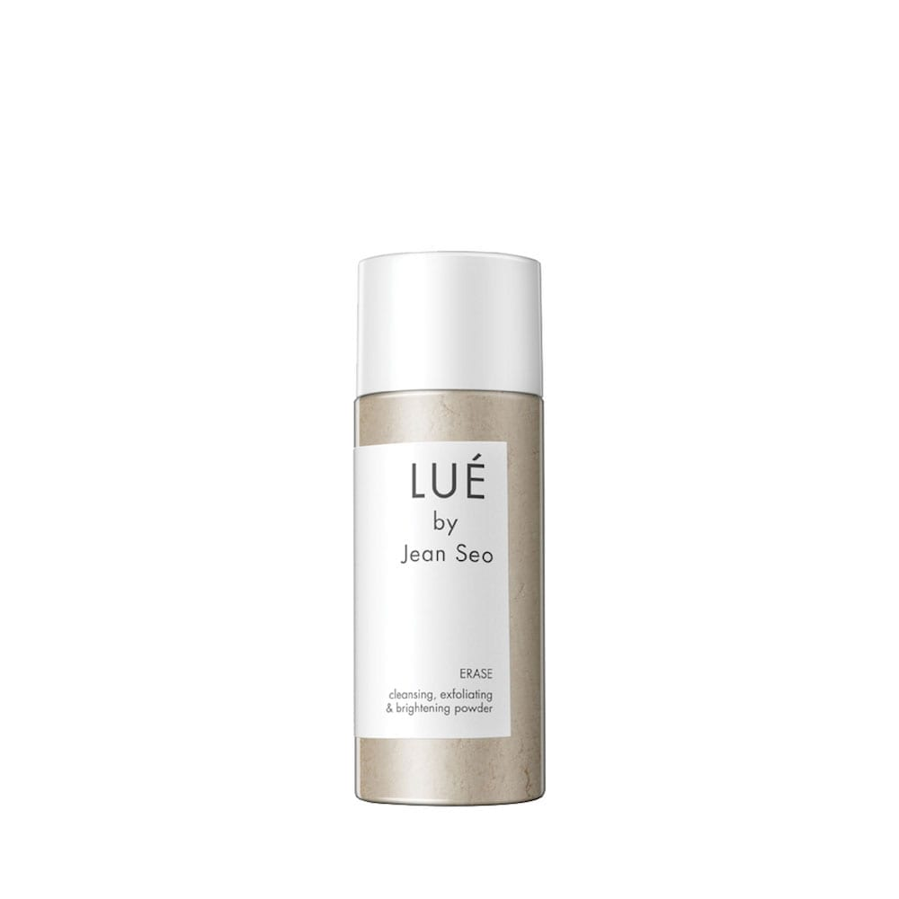 LUE ERASE – Cleaning, Exfoliating and Brightening Powder