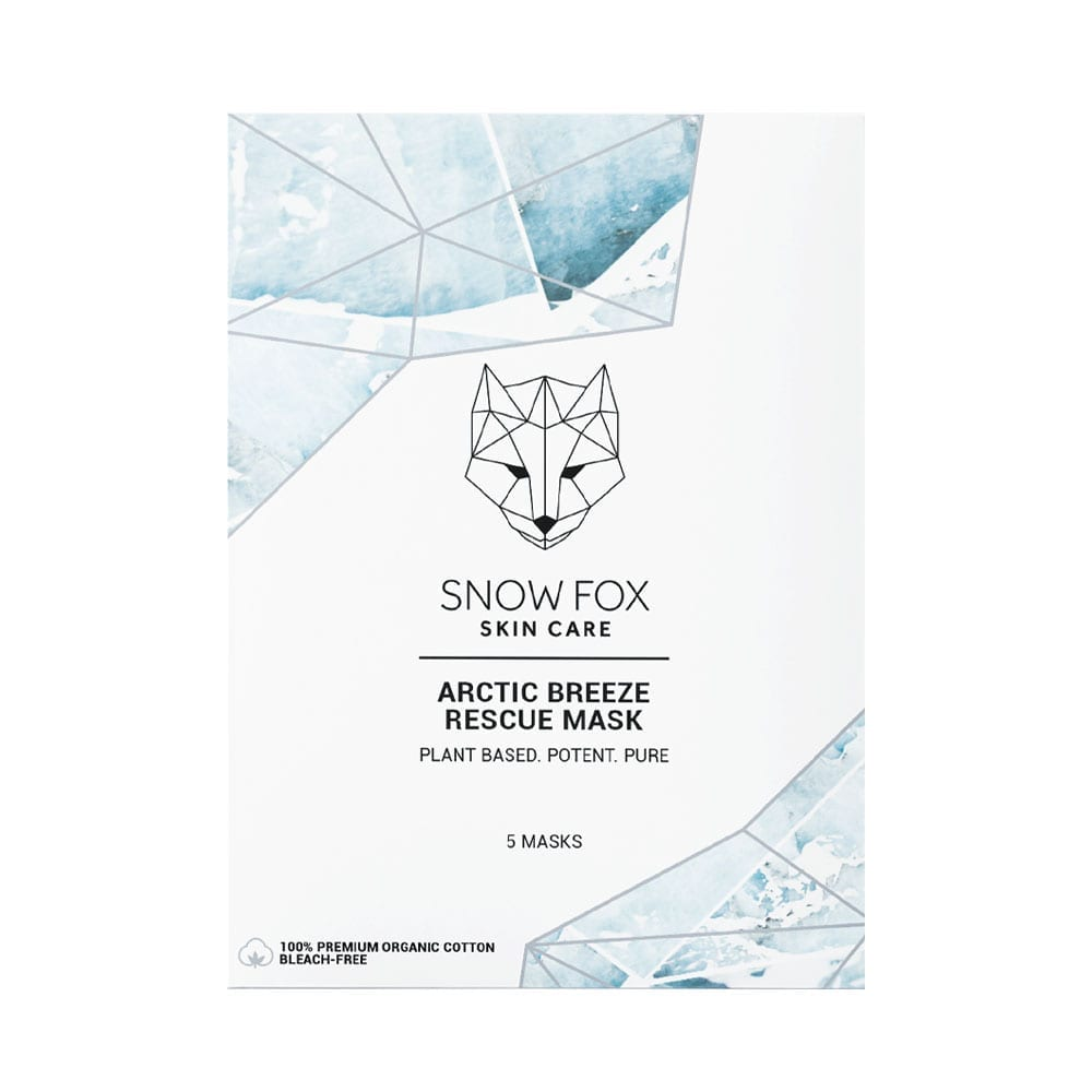 SNOW FOX Arctic Breeze Rescue Mask