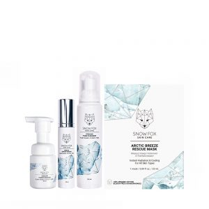 Snow Fox Classic Peppermint Rescue Set
