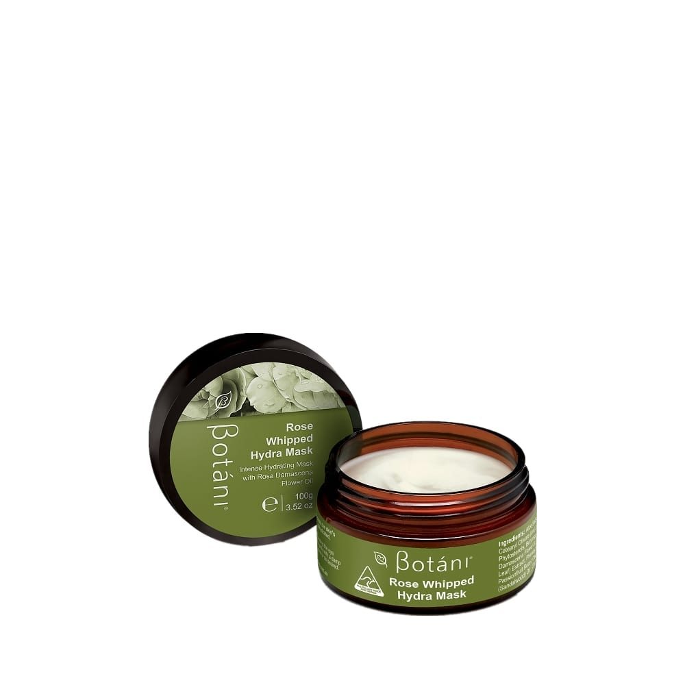 Botani Rose Whipped Hydra Mask