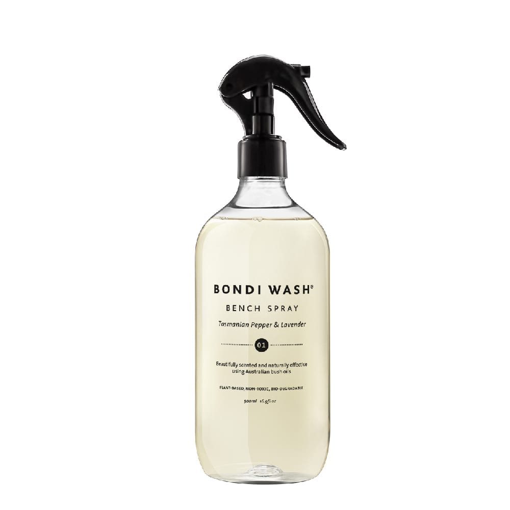 Bondi Wash Bench Spray Tasmanian Pepper and Lavender