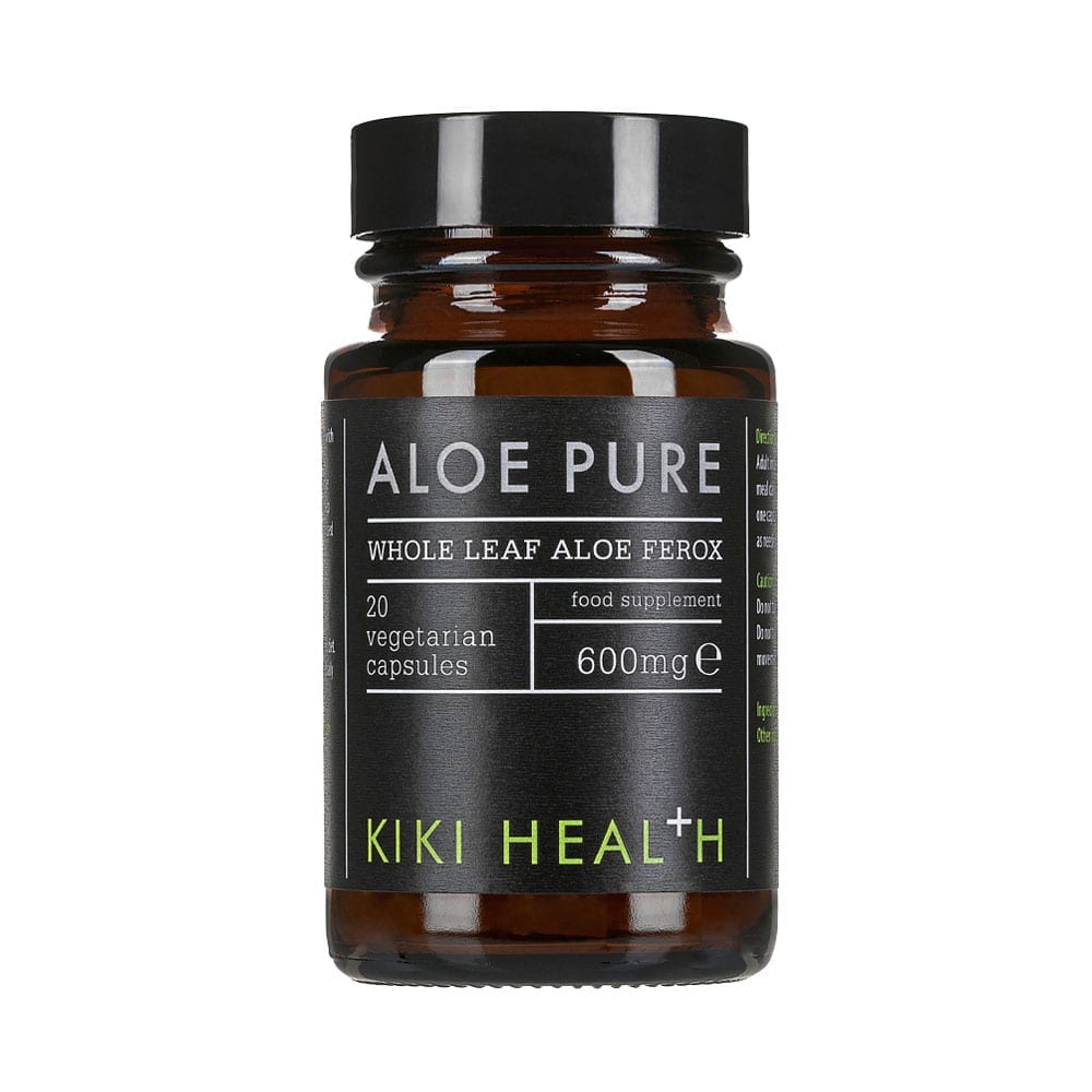 KIKI HEALTH Aloe Pure Whole Leaf Aloe Ferox
