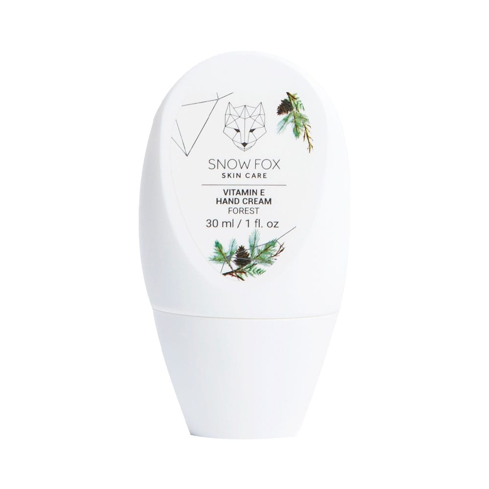 SNOW FOX Vitamin E Hand Cream