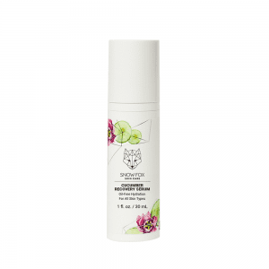 SNOW FOX Cucumber Recovery Serum (New Formula)