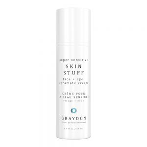 GRAYDON super sensitive SKIN STUFF face + eye ceramide cream
