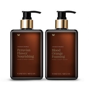 Vanessa Megan™ Luxurious Bath & Body Set