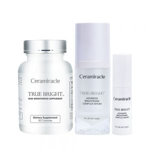 Ceramìracle TRUE BRIGHT Brightening Set