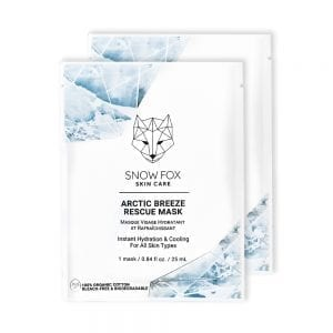 SNOW FOX Arctic Breeze Rescue Mask 2pcs